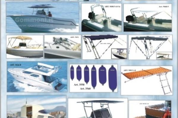 Annuncio copri parabordi accessori per barca for Accessori barca vela